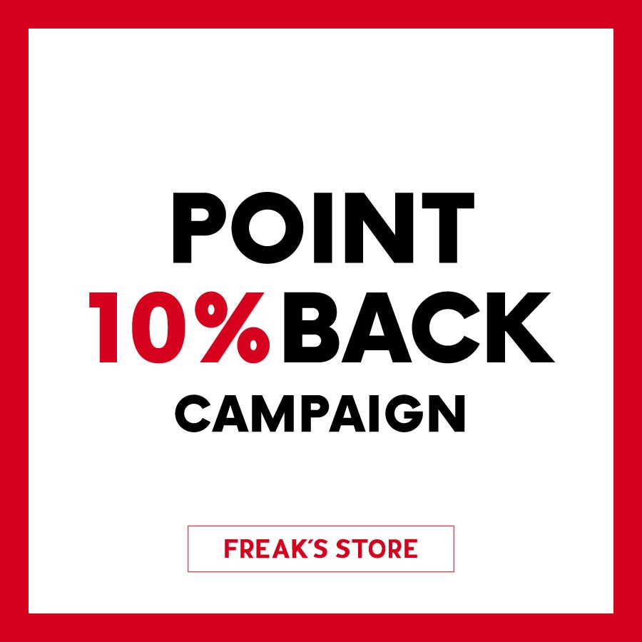 【EVENT NEWS】POINT 10% BACK CAMPAIGN