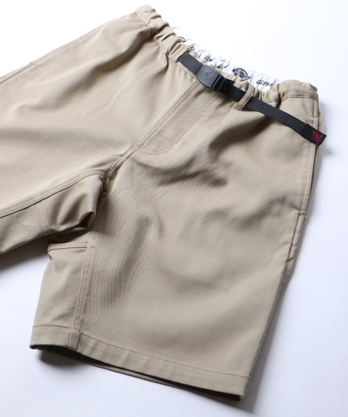 DICKIES × GRAMICCI × FREAK'S STORE [送料無料]予約商品 別注TC ZIPPER SHORTS