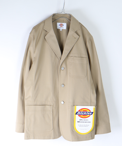 DICKIES × FREAK'S STORE 別注T/Cワークテーラード