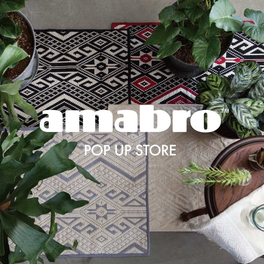 amabro POP UP STORE
