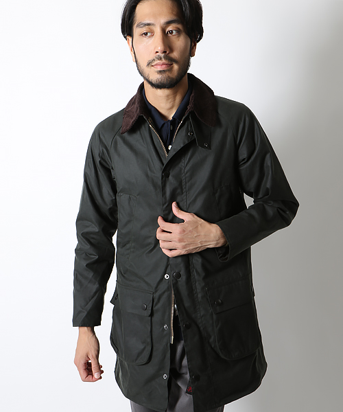 Barbour BEDALE LONG
