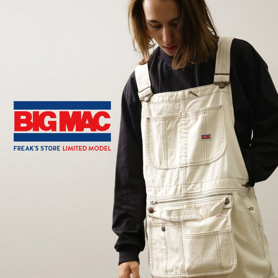 BIG MAC×FREAK'S STORE LIMITED EDITION