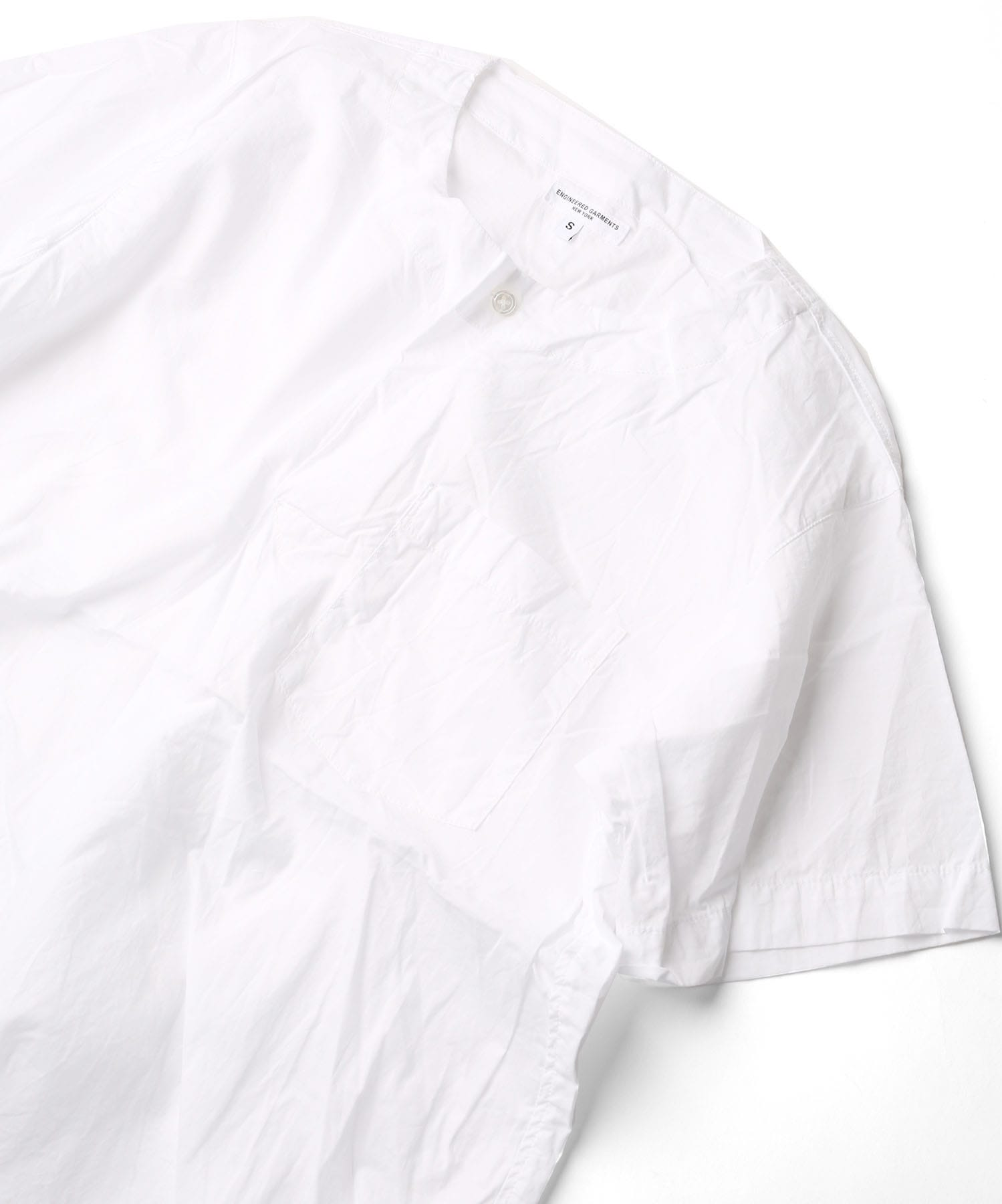MED Shirt-High Count Cotton Lawn