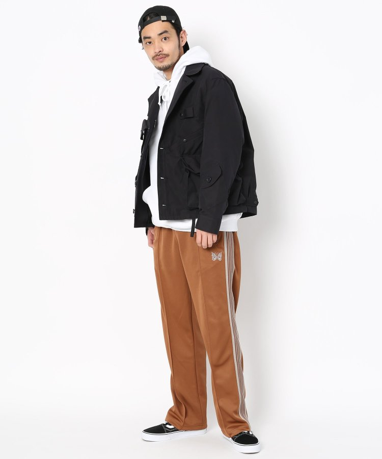 TRACK PANTS Poly Smooth