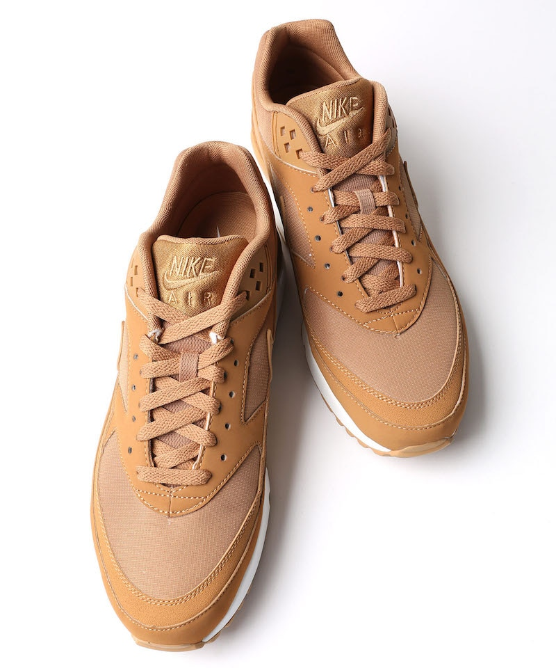 "【WEB限定】AIR MAX BW ""FLAX/WHEAT"""