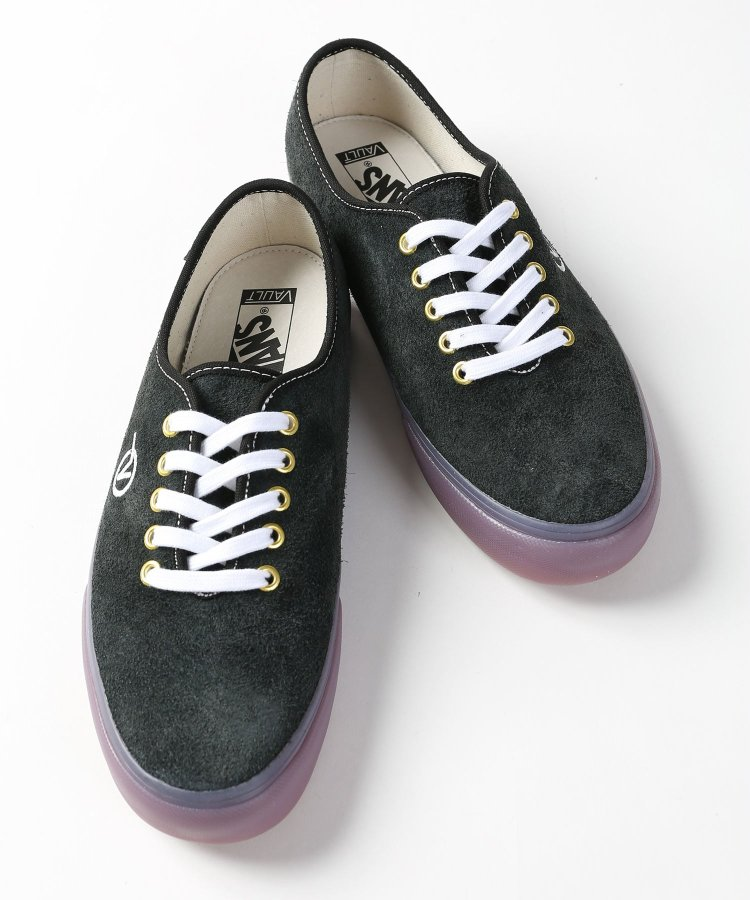 VANS×LQQK STUDIO Authentic OP LX