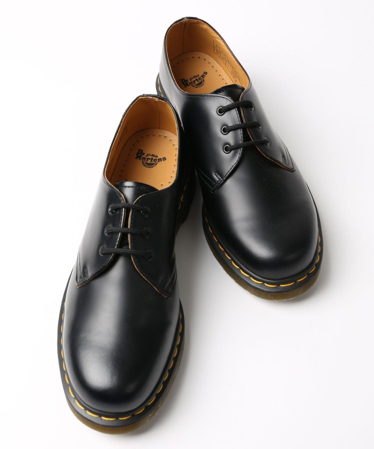 3-EYE SHOE PLAIN TOE