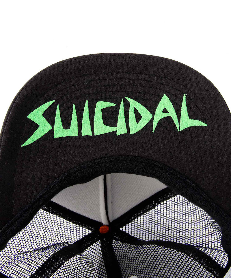 SUICIDAL TENDENCIES Flip Hat Gold CAP