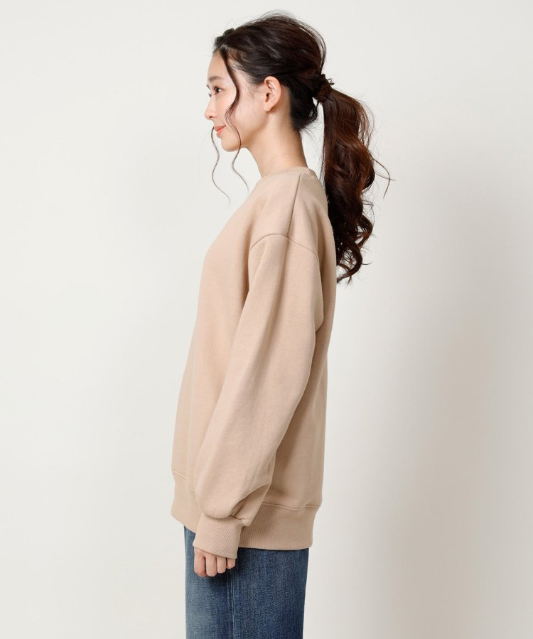 OVERSIZED SWEAT PULLOVER