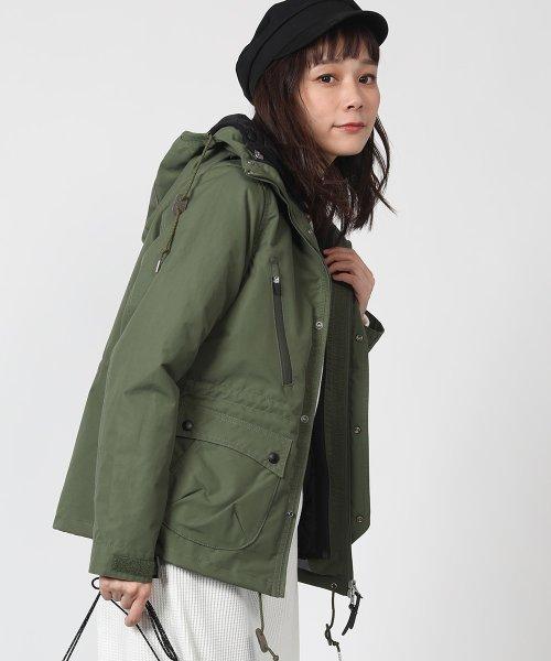 2レイヤー65/35マウンテンパーカー【WEB限定】