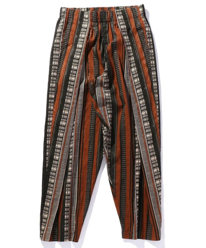 India Wide Pants / インディア ワイドパンツ / バギーパンツ / イージーパンツ