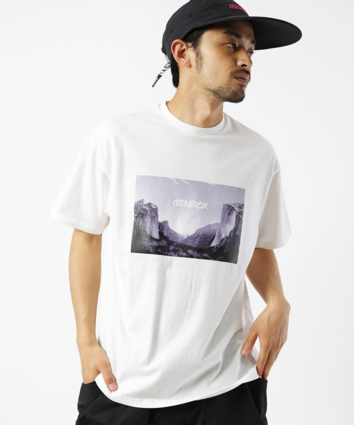 PHOTO LOGO Tee / フォト ロゴTシャツ / 10匣