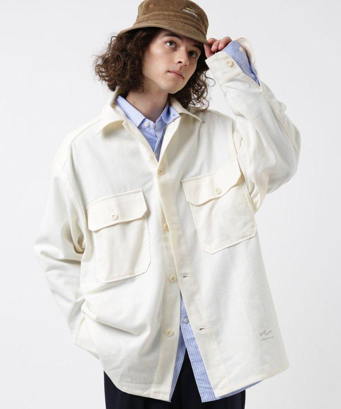 別注CPO SHIRT / シャツジャケット  / ミリタリーシャツ
