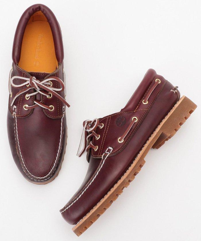 3 Eye Classic Lug Shoes
