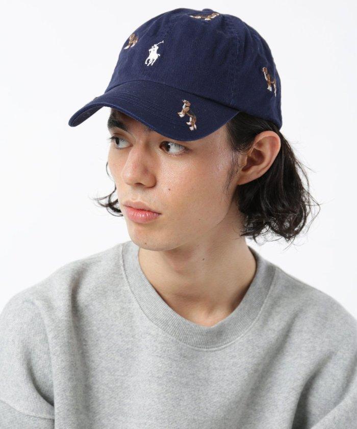 POLO RalphLauren / ポロラルフローレン SPORTS CAP / スポーツキャップ / 刺繍