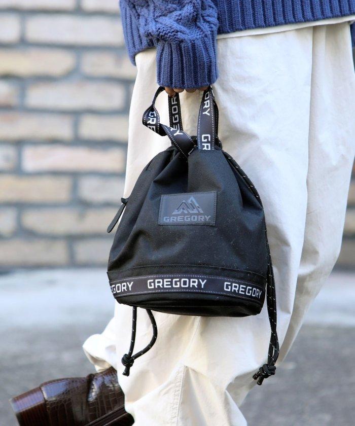 別注Logo Cinch Bag Middle