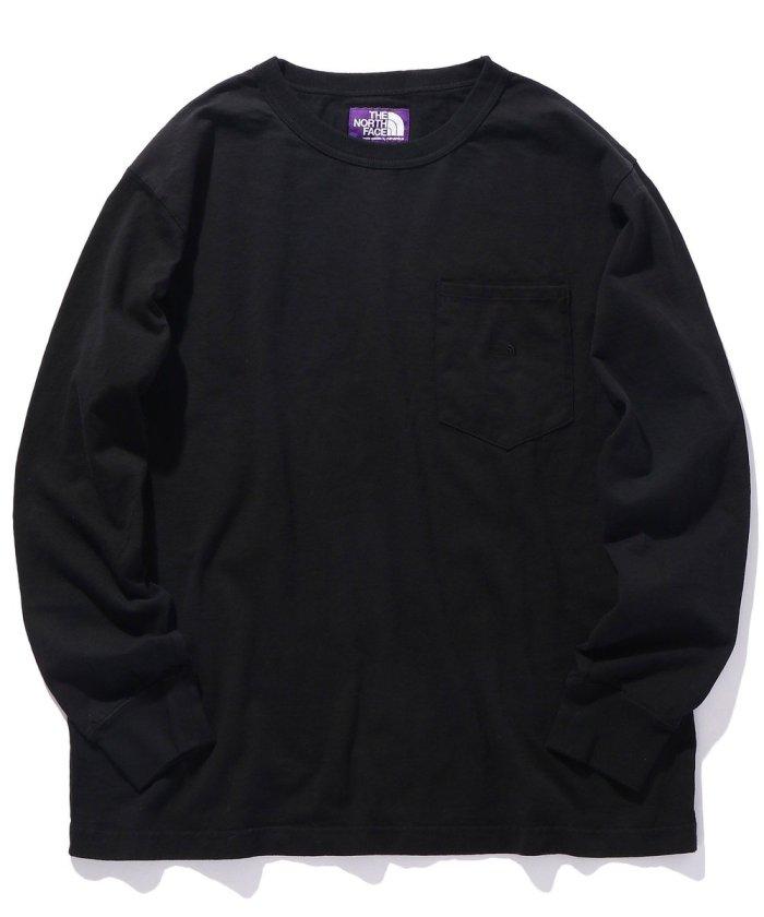 7oz L/S Pocket Tee/NT3102N/ロングスリーブポケットTシャツ/ロンT