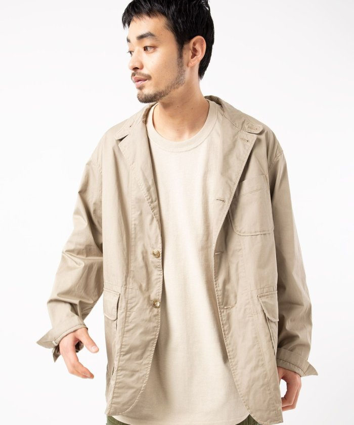 別注FA Loiter Jacket -High Count Twill
