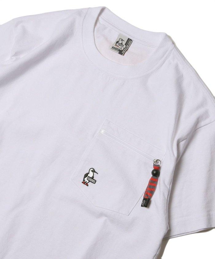 別注 ヘビーウェイト ジッププルポケットTシャツ【WEB限定】