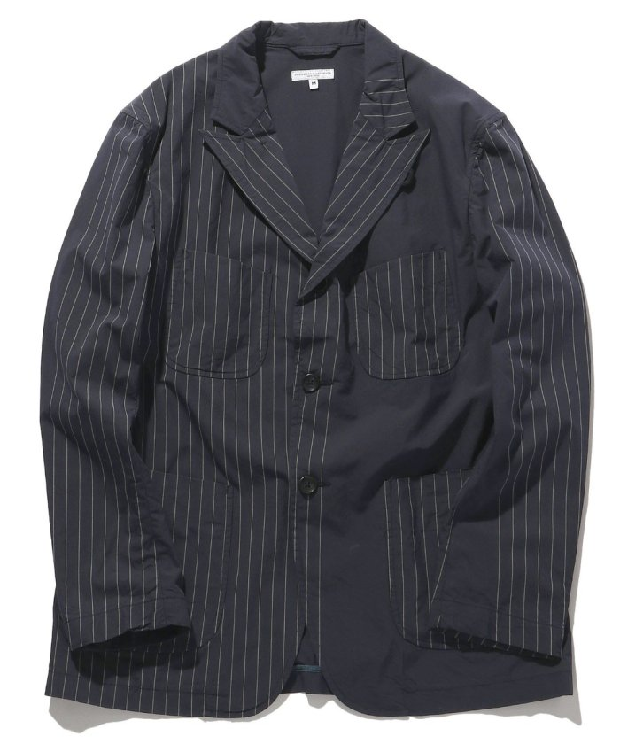 NB JACKET - NYCO GANGSTER STRIPE