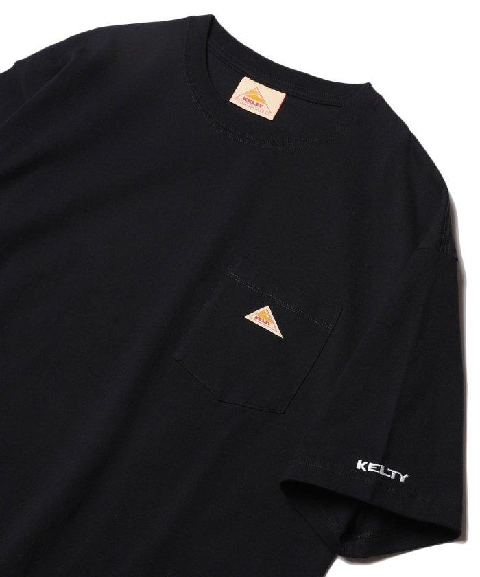 別注MINIロゴ ポケットTシャツ/ポケT/ビッグシルエット【WEB限定】