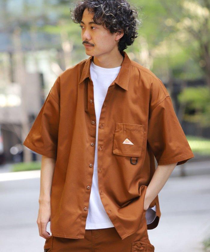 別注 ビッグシルエット キャンプシャツ/オーバーサイズ/セットアップ対応【WEB限定】