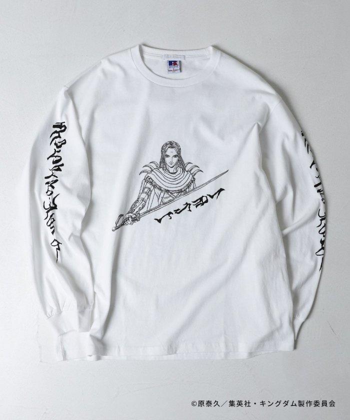 キングダム 山の民 ロングスリーブTシャツ / ロンT