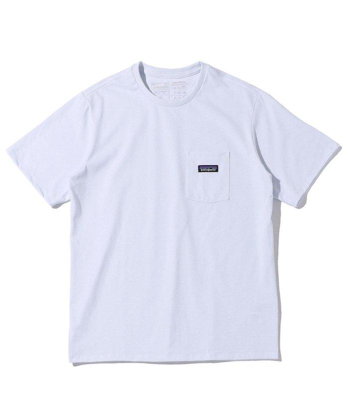 P-6 ラベル ポケットレスポンシビリTシャツ / 37406【WEB限定】