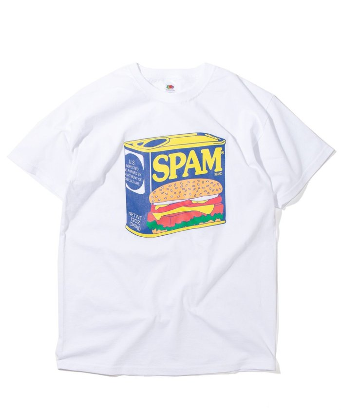 SPAM T-SHIRT CAN