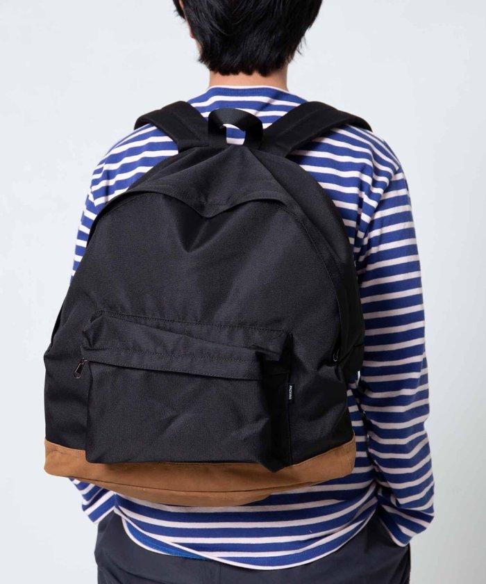 Bottom Suede Backpack