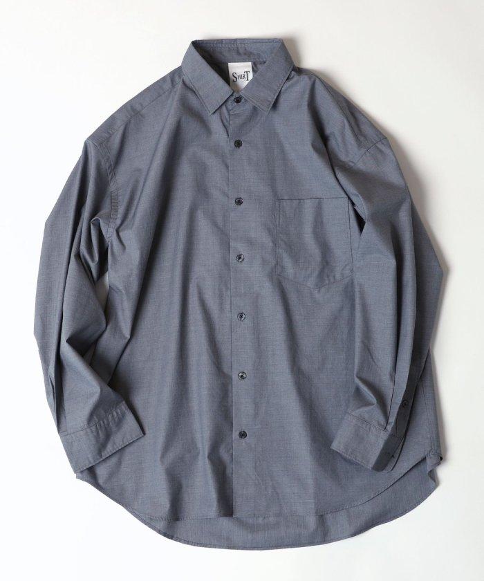 レギュラーカラーシャツ【一部予約商品】