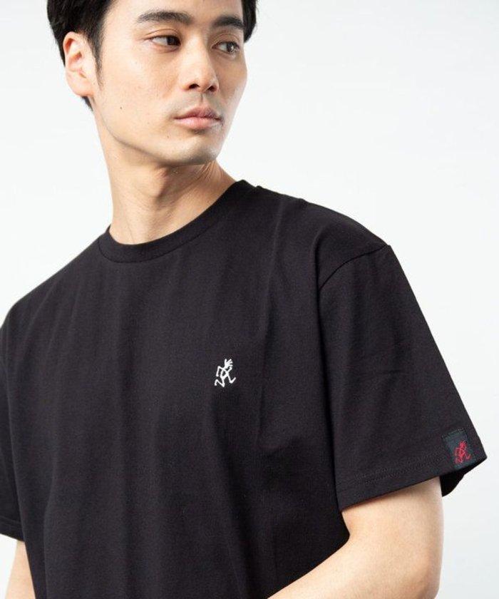 別注 ワンポイント 刺繍 ロゴ Tシャツ