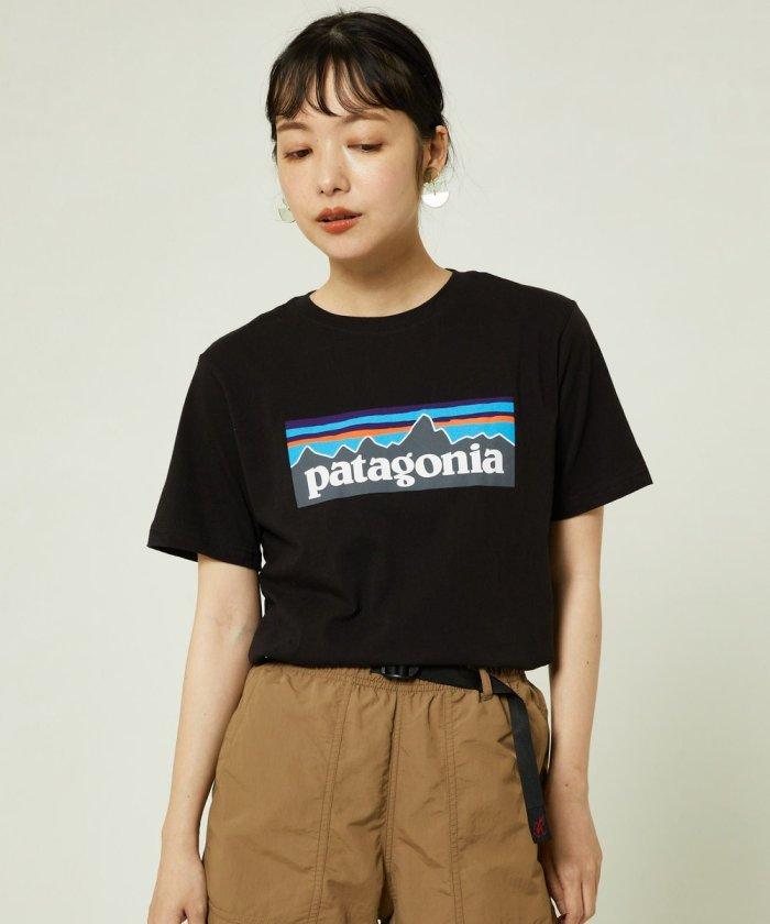 BOYS P-6 LOGO ORGANIC Tシャツ