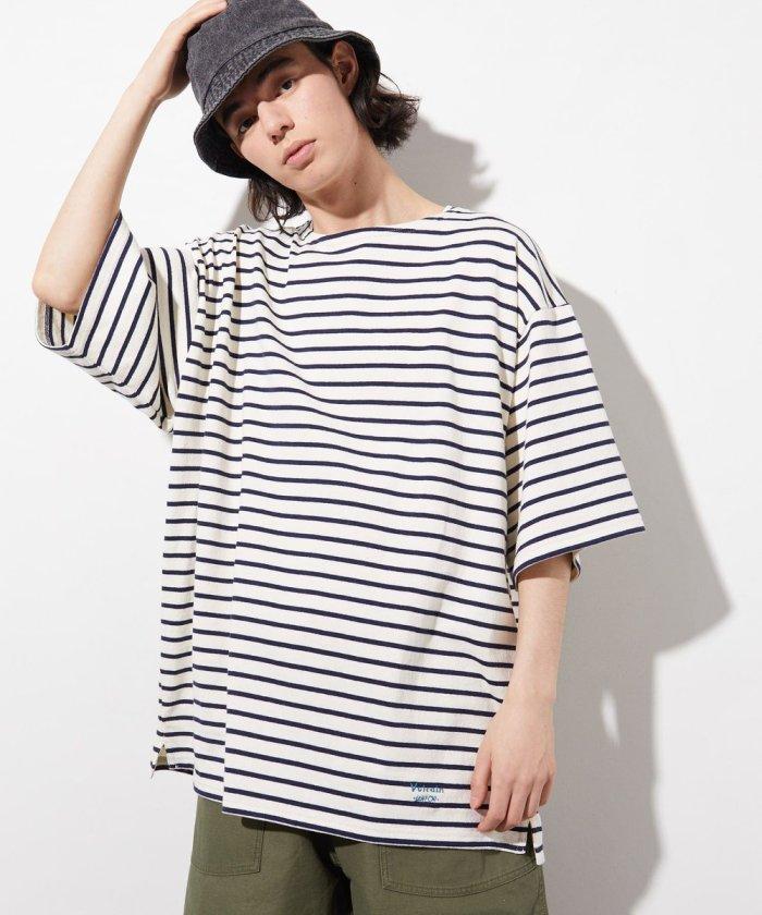 バスクボーダーTシャツ
