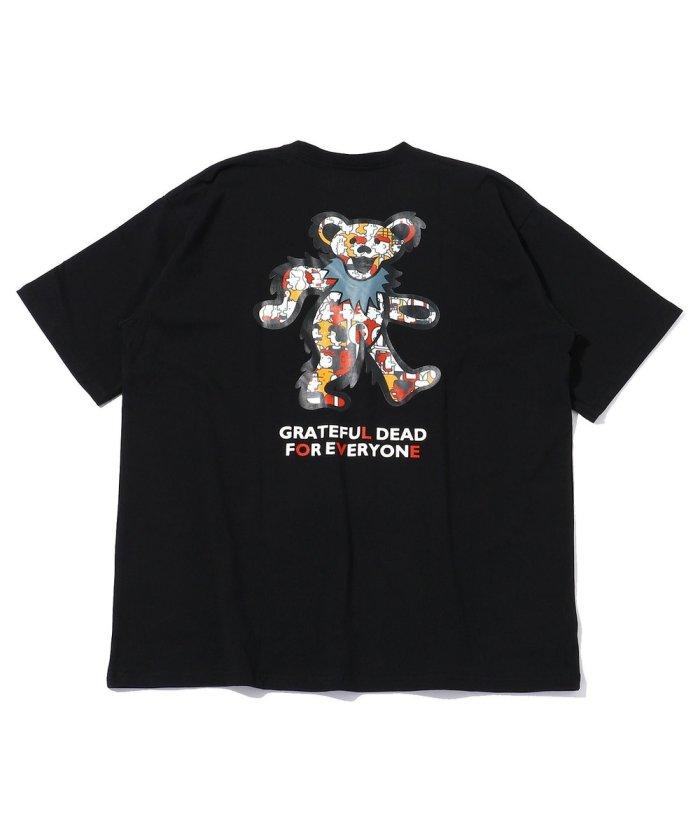 世戸ヒロアキ×Grateful Dead バックプリントTシャツ
