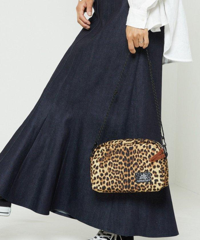 別注 Pouch Shoulder Bag Leopard