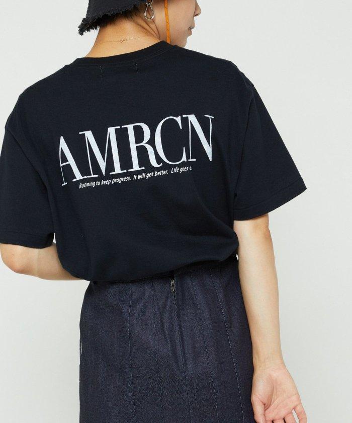 ベーシックAmericanaTシャツ