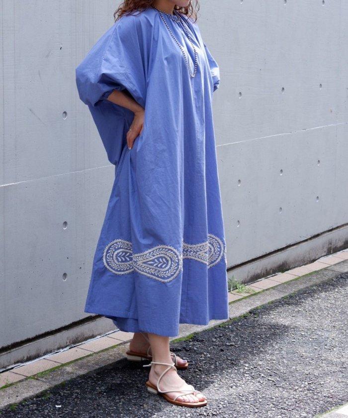 Paisley Dress Cotton