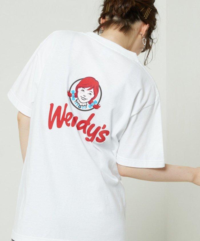 ウェンディーズ 半袖Tシャツ