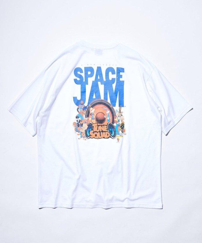 スペース・プレイヤーズ バックプリントTシャツ1