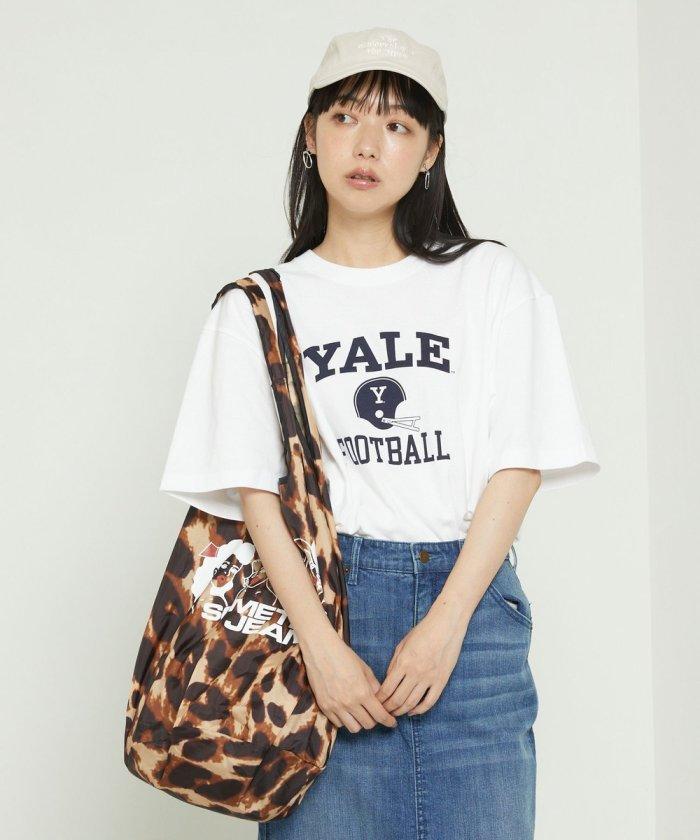 フットボール半袖Tシャツ