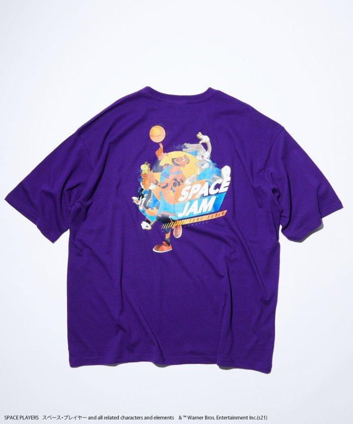 スペース・プレイヤーズ バックプリントTシャツ2