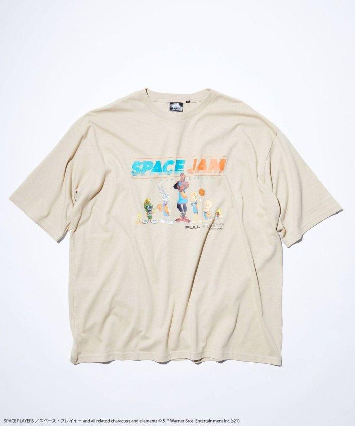 スペース・プレイヤーズ フロントプリントTシャツ1