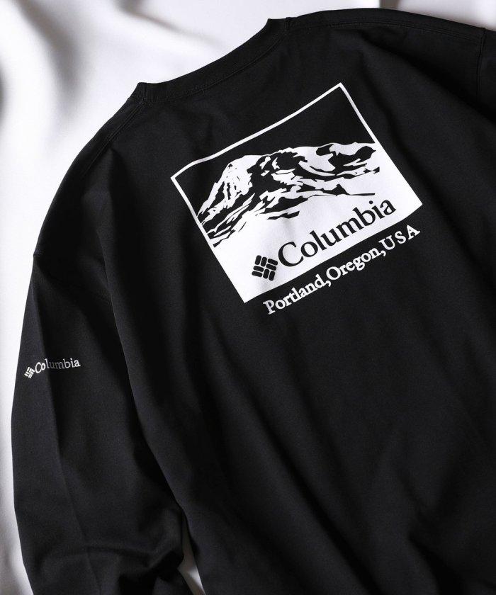 インペリアルパーク バックプリント ロングスリーブTシャツ/ロンT/PM0462【WEB限定】