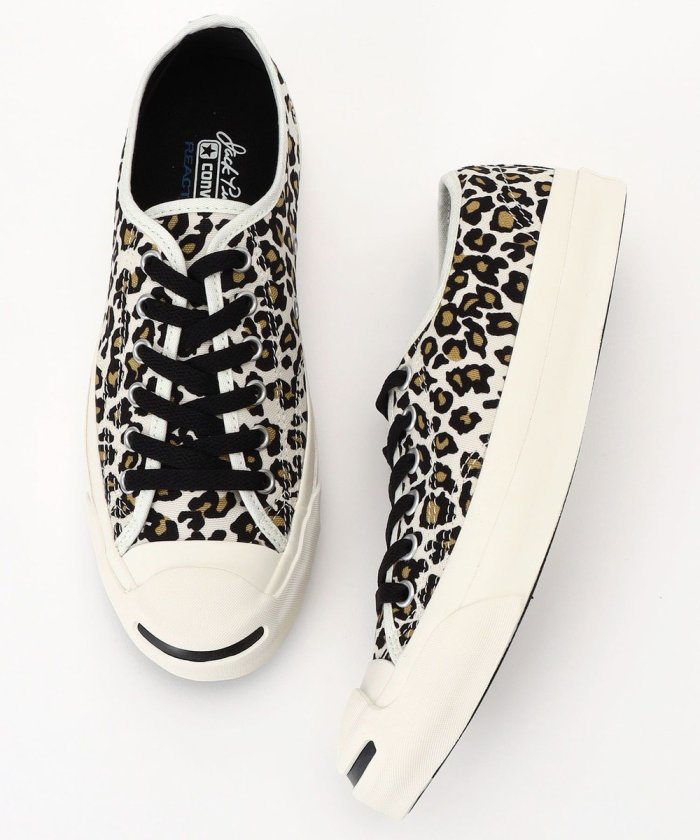 JACK PURCELL LEOPARD