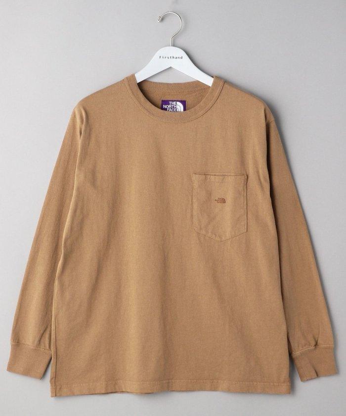 7onz ロングスリーブポケットTシャツ