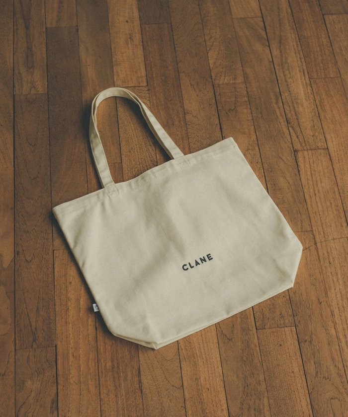 CLANE×FRUIT OF THE LOOM TOTE BAG