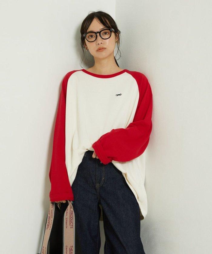 the FOXベースボールTシャツ