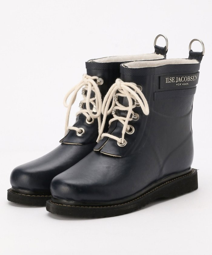 Rubber Short Boots