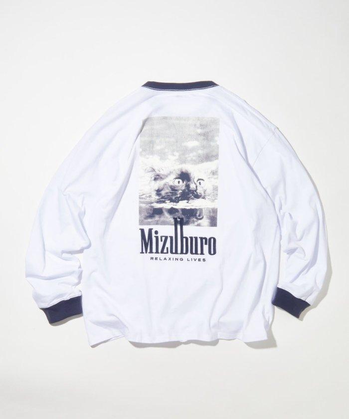MIZUBURO LONG SLEEVE TEE